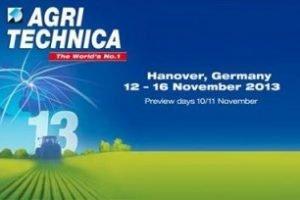 Agritechnika 2013 -  Weltweit größte Landtechnik-Ausstellung 91