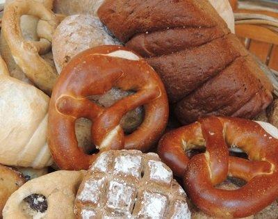 Unser täglich Brot gib uns heute... 82