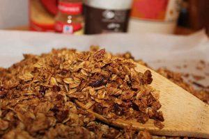 granola selbst herstellen